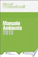 Manuale Ambiente 2013
