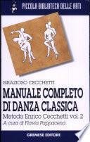 Manuale completo di danza classica