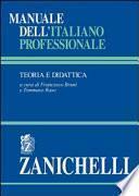 Manuale dell'italiano professionale