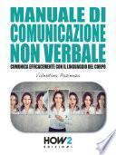 MANUALE DI COMUNICAZIONE NON VERBALE