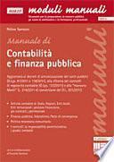Manuale di contabilità e finanza pubblica