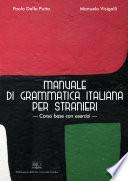 Manuale di grammatica italiana per stranieri