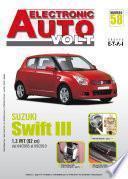 Manuale di riparazione elettronica Suzuki Swift III 1.3 VVT - EAV58