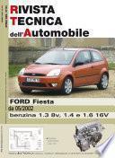 Manuale di riparazione Ford Fiesta
