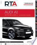 Manuale di riparazione meccanica Audi A1 1.6 TDI 90 e 105 cv - RTA274