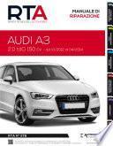 Manuale di riparazione meccanica Audi A3 2.0 TDI 150 cv - RTA278