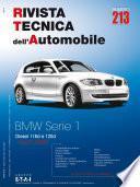 Manuale di riparazione meccanica BMW Serie 1 118d e 120d - RTA213