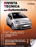 Manuale di riparazione meccanica Fiat Punto EVO Fiat Punto Evo 1.4 Multiair 105 cv - RTA239