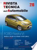 Manuale di riparazione meccanica Ford Fiesta 1.25i 82cv - 1.4 TDCi 68cv - RTA216