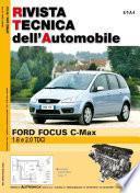 Manuale di riparazione meccanica Ford Focus C-Max 1.6 e 2.0 TDCI - RTA170