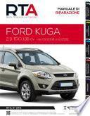 Manuale di riparazione meccanica Ford Kuga 2.0 TDCi 136 cv - RTA276