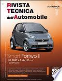 Manuale di riparazione meccanica Smart Fortwo II 1.0i 12V Mhd - RTA234