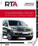 Manuale di riparazione meccanica Volkswagen Tiguan 2.0 TDi 110 e 140 cv - RTA286
