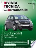 Manuale di riparazione Toyota Yaris II