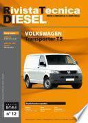 Manuale di riparazione Truck Volkswagen Transporter - RTD12