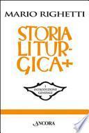 Manuale di storia liturgica