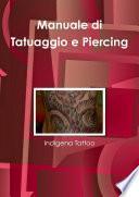 Manuale di Tattoo e Piercing