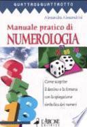 Manuale pratico di numerologia