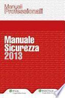 Manuale Sicurezza 2013