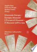 Manzonis Europa– Europas Manzoni