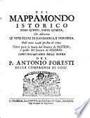 Mappamondo Istorico