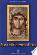 Maria nella letteratura d'Italia