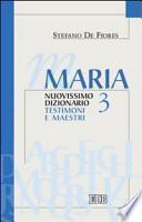Maria. Nuovissimo dizionario