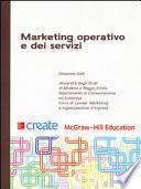 Marketing operativo e dei servizi