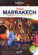 Marrakech. Con carta