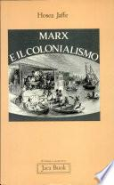 Marx E Il Colonialismo