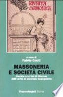 Massoneria e società civile