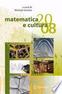 Matematica e cultura 2008