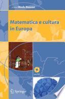Matematica e cultura in Europa