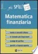 Matematica finanziaria