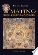 Matino. Storia e cultura popolare