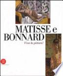 Matisse e Bonnard