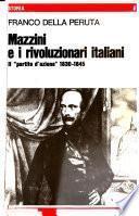Mazzini e i rivoluzionari italiani