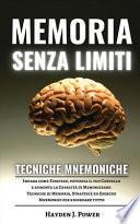 Memoria Senza Limiti e Tecniche Mnemoniche