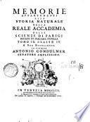 *Memorie della Real Accademia delle Scienze di Parigi ...