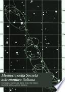 Memorie della Società astronomica italiana
