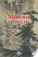 Memorie storiche. Shiji