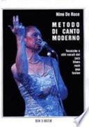Metodo di canto moderno