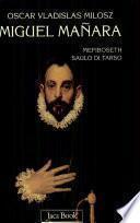 Miguel Manara: Mefiboseth-Saulo di Tarso-Teatro