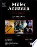 Miller Anestesia. Ediz. illustrata