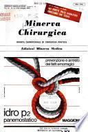 Minerva chirurgica
