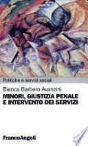 Minori, giustizia penale e intervento dei servizi
