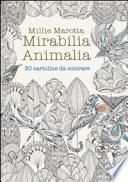 Mirabilia animalia. 30 cartoline da colorare