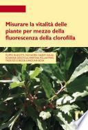 Misurare la vitalità delle piante per mezzo della fluorescenza della clorofilla