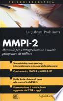 MMPI-2. Manuale per l'interpretazione e nuove prospettive di utilizzo
