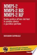 MMPI-2, MMPI-2 RE MMPI-2 RF